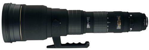 Bargain Sigma AF 300-800mm f/5.6 Apo EX DG HSM for Nikon on Amazon
