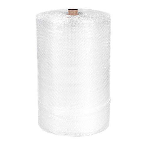 Luftpolsterfolie 100cm x 100m - 1 Rolle Noppenfolie Stärke 60my - Gute Qualität Polstermaterial Knallfolie