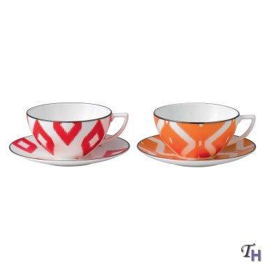 jasper-conran-cup-saucer-print-red-and-orange-by-jasper-conran-china
