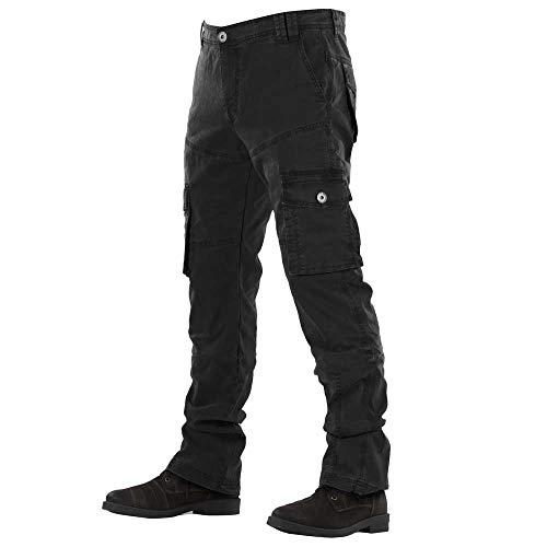Overlap Carpenter Vintage Jeans Herren, schwarz, Größe 28 Carpenter Style Jeans