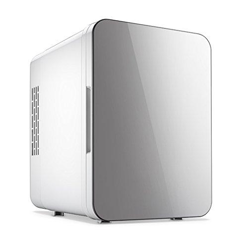 Sunjun Mini frigo silenzioso 4L Raffreddamento e riscaldamento ( Colore : Grigio...