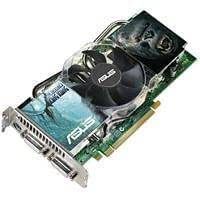 ASUS Nvidia Geforce FX 7900 GTX PCI-Express, EN7900GTX/2DHTV, 512MB PCI-Express DVI HDTV TVO Grafikkarte, Retail