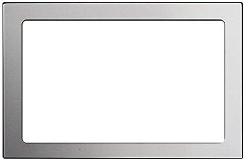 Fagor ME4–23x–Kit Rahmen Encastre für Mikrowelle, Edelstahl