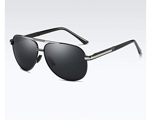 LKVNHP Hohe Qualität Markendesign Polarisierte Sonnenbrille Polarisierende Fahrspiegel Outdoor Pilot Sonnenbrille Für Männer Mann Fahrer SonnenbrilleC2