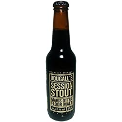 DougallŽs Session Stout Cerveza Artesanal - 330 ml
