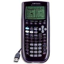 Calculatrice Graphique Texas Instruments TI-89 Noir.