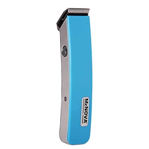 Mz Nova MZHT 107 Skin Friendly Cordless Trimmer for Men  Blue