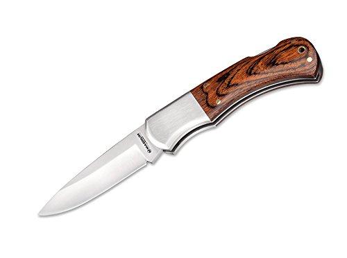 Böker Erwachsene Taschenmesser Handwerksmeister 1 braun, 17,8 cm