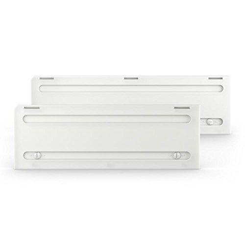 Preisvergleich Produktbild Winterabdeckungs-Set L100/200 weiß