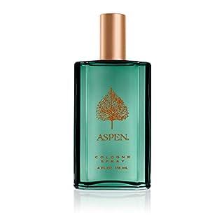 Aspen Eau De Cologne spray for men 118 ml.