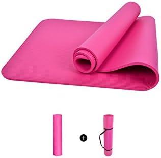 Yoga Tappetino Tappetino da da da Allenamento Antiscivolo Tappetino Tappetino Tappetino per Principianti Tappetino 10mm e 15mm (L  W  183cm  80cm) B07JX5JCVC Parent | Ad un prezzo inferiore  | Re della quantità  | vendita all'asta  | benevento  | Design mod 2f22ea