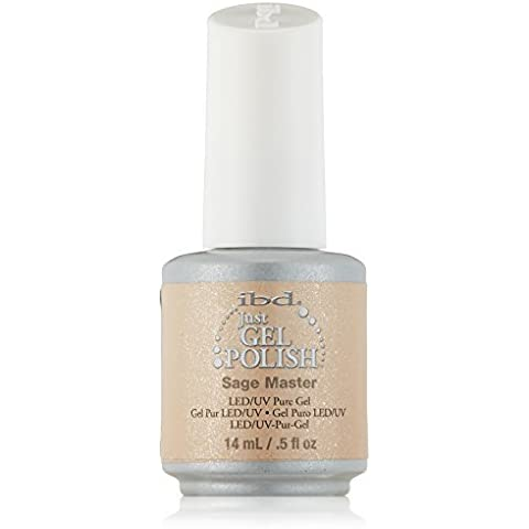 IBD Just Gel Polish Sage Master LED and UV Pure Gel 14ml by IBD