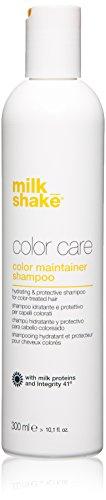 milk_shake color care color maintainer shampoo 300 ml Rückfeuchtendes & schützendes Shampoo für farbbehandeltes Haar 300 ml -