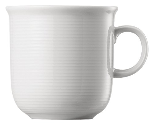 Thomas' Trend - 6 x Becher mit Henkel, Weiß