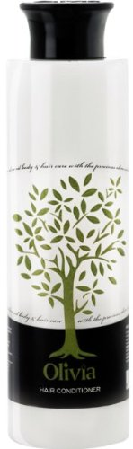 Olivia Papoutsanis Hair Conditioner with Greek Olive Oil & Provitamin B5, 300ml by Olivia
