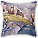pillowcase-of-oil-painting-eugeniusz-zak-krajobraz-z-figur-ludzk-pejza-z-wtmdrowcemfor-chairteens-bo