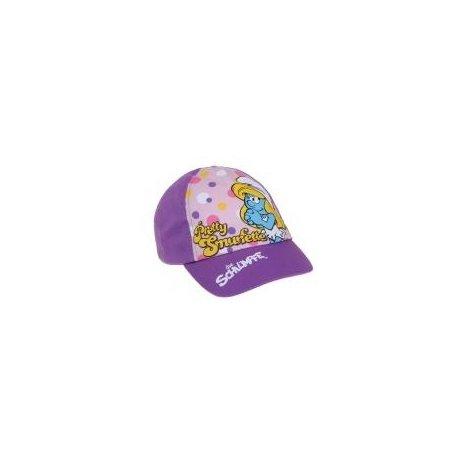 Disney fille Schtroumpfs soleil casquette de baseball Violet