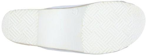 Woody 6520/23, Mules femme Blanc (Sport Nappa Weiß)