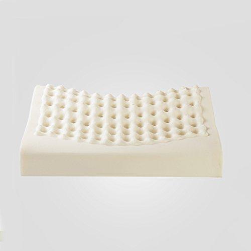 Latexkissen Natürliches Latexkissen, zervikales Kissen, Ansatzobachtkissen, Druckentlastungskissen-Kissenkissen ( größe : 53*39*9cm )