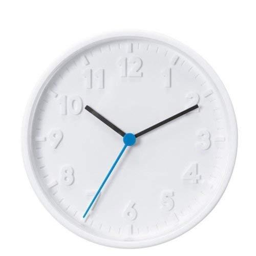 CFM IKEA - Reloj de Pared (Mecanismo de Cuarzo), Color Blanco y...