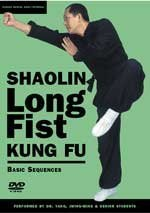 Shaolin Long Fist Kung Fu Basic Sequences [DVD] by (2004-12-02)