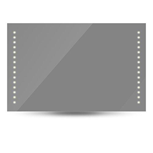 vidaXL Badspiegel Lichtspiegel LED Spiegel beleuchteter Wandspiegel 100x60 cm 240513