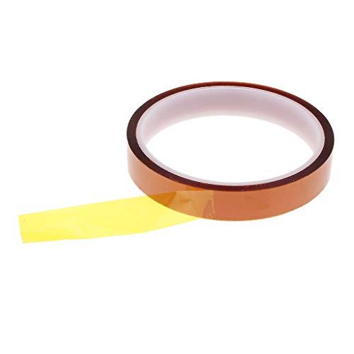 IPOTCH 33m Cinta Adhesiva Poliamida Resistente Calor