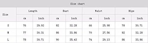 QIYUN.Z Les Femmes Col V À Manches Longues Slim Fit Tricot Jumpsuit Licol Tops T-Shirt Gris