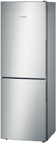 Bosch KGV33VL31S réfrigérateur-congélateur Autonome Acier inoxydable 286 L A++ - Réfrigérateurs-congélateurs (286 L, SN-T, 39 dB, 7 kg/24h, A++, Acier inoxydable)