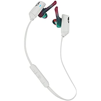 5f4adfb8a05 Skullcandy Women's XTFree Bluetooth Wireless Sport Earbuds with Mic -  Swirl/Coolgrey/Charcoal