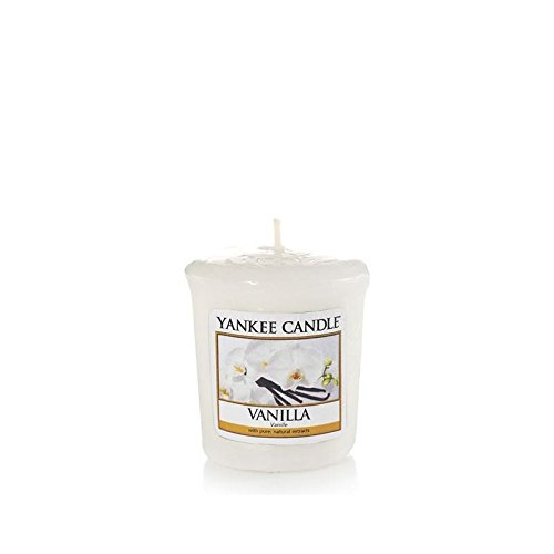 Yankee Candles Echantillons Votives - Vanille