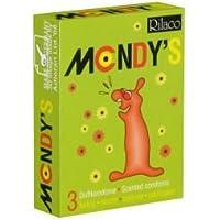 Rilaco Mondy's Kondome 3 Stück preisvergleich bei billige-tabletten.eu