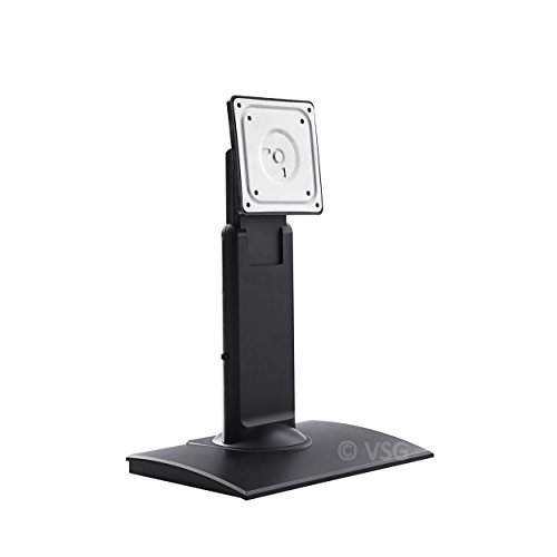 Flexible monitor mount for touchscreens and PC monitors / 10–22 inches / Adjustable height / Tiltable / Pivoting / VESA 100 & 75 / Table mount / Display stands