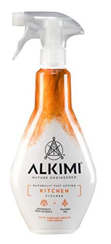 Alkimi Küchenreiniger mit Grapefruit-Samen-Extrakt & Teebaumöl, 500 ml