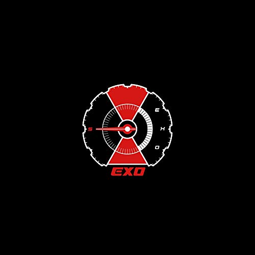 EXO - Don't Mess UP My Tempo [Random ver.] (Vol.5) CD+Booklet+Photocard+Pre-Order Benefit+Folded Poster+Extra Photocards Set
