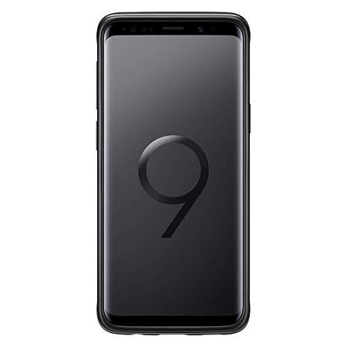 Samsung Protective Standing Cover (EF-RG960) für das Galaxy S9, Schwarz