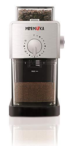 Mini Moka 999459000 Molinillos de café eléctricos con piñones