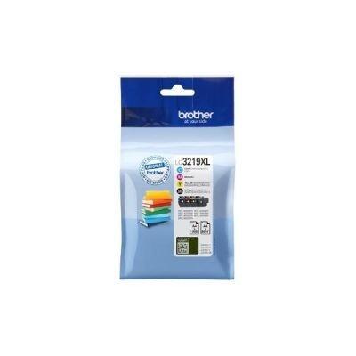 Preisvergleich Produktbild Brother LC3219XL Value Pack - 4er-Pack - XL - Schwarz, Gelb, Cyan, Magenta - Original - Tintenpatrone