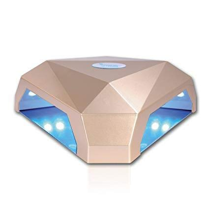 VAVCI® LAMPARA DE UÑAS DUAL 60W LED