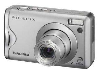 FujiFilm FinePix F20 Digitalkamera (6 Megapixel)