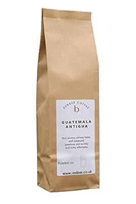 Redber Guatemala Antigua Cieba, Coffee Roasted to Order (Dark, Beans)