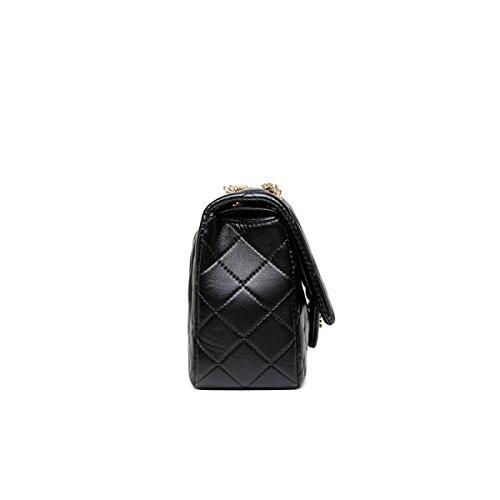Frauen Elegant Kette Umhängetaschen Weiches Leder Groß Umhängetasche Für Frauen Designer Einkaufstaschen Fitnessstudio Mädchen Geldbörse Gold