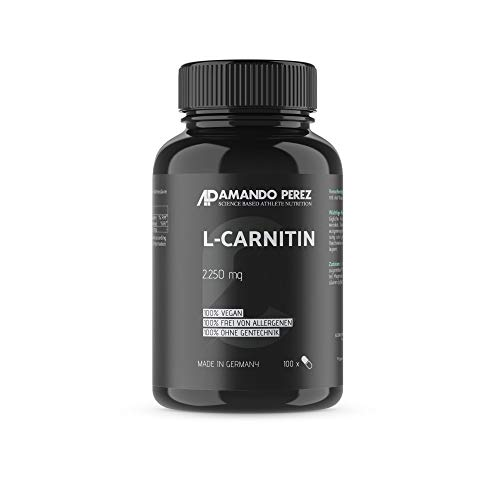 31KPG1%2BPShL. SS500  - L-Carnitine, 2250Mg Per Serving–High Dose–Definition Phase–100Capsules