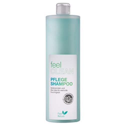 Feel Nature Feuchtigkeits-Shampoo 1000 ml Feuchtigkeitsshampoo für natürlichen Glanz & seidige Geschmeidigkeit