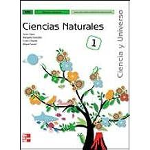 CIENCIAS NATURALES 1ESO.LIBRO DEL ALUMNO - 9788448177461