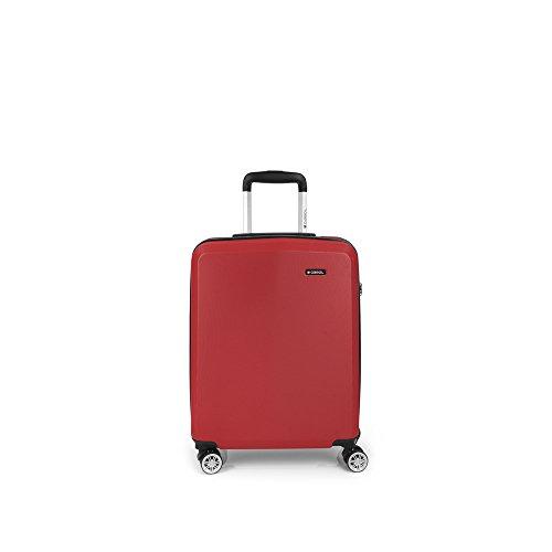 Maleta Cabina, Mondrian Gabol, 55x40x20, 34 L (Rojo)