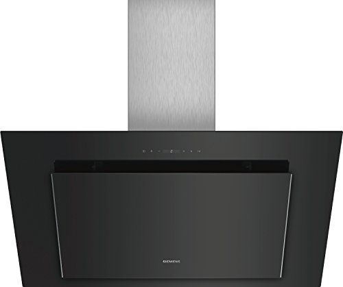 Siemens LC98KLP60 iQ500 Wand-Esse/89 cm/schwarz mit glasschirm