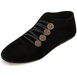 Rgk's Women's Black Ballerina -4 Uk