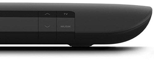 Preisvergleich Produktbild TELEKOM Media Receiver 400 schwarz für EntertainTV 500 GB Wechselfestplatte Festplattenrekorder USB Restart 7-Tage Replay Timeshift