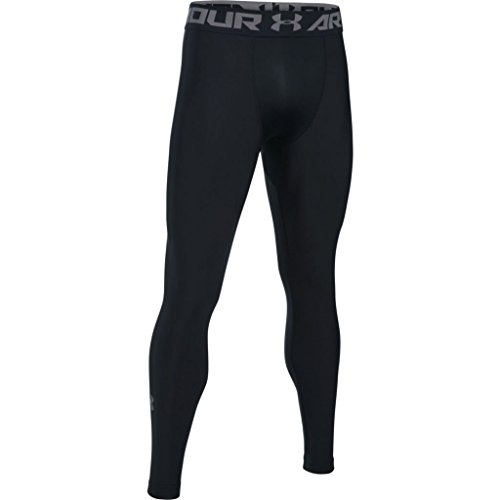 Under Armour Herren HG 2.0 Leggings, Black, XXL
